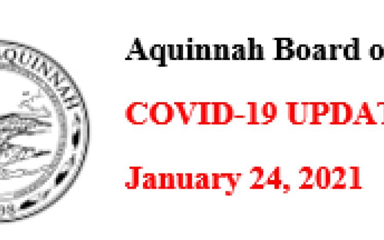 1/24/21 covid update
